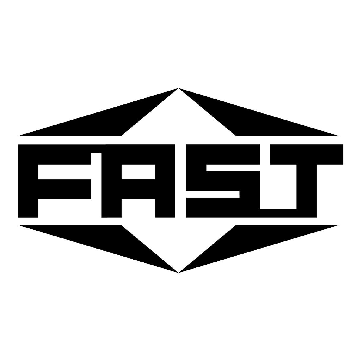 FASTLOGOのスポーツ系ロゴデザイン承ります シンプルでパワフルなスポーティロゴをお求めの方へ イメージ1