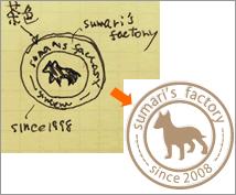 【商用利用】手書きの絵を元にロゴやキャラクターを制作します!プロにお任せ!
