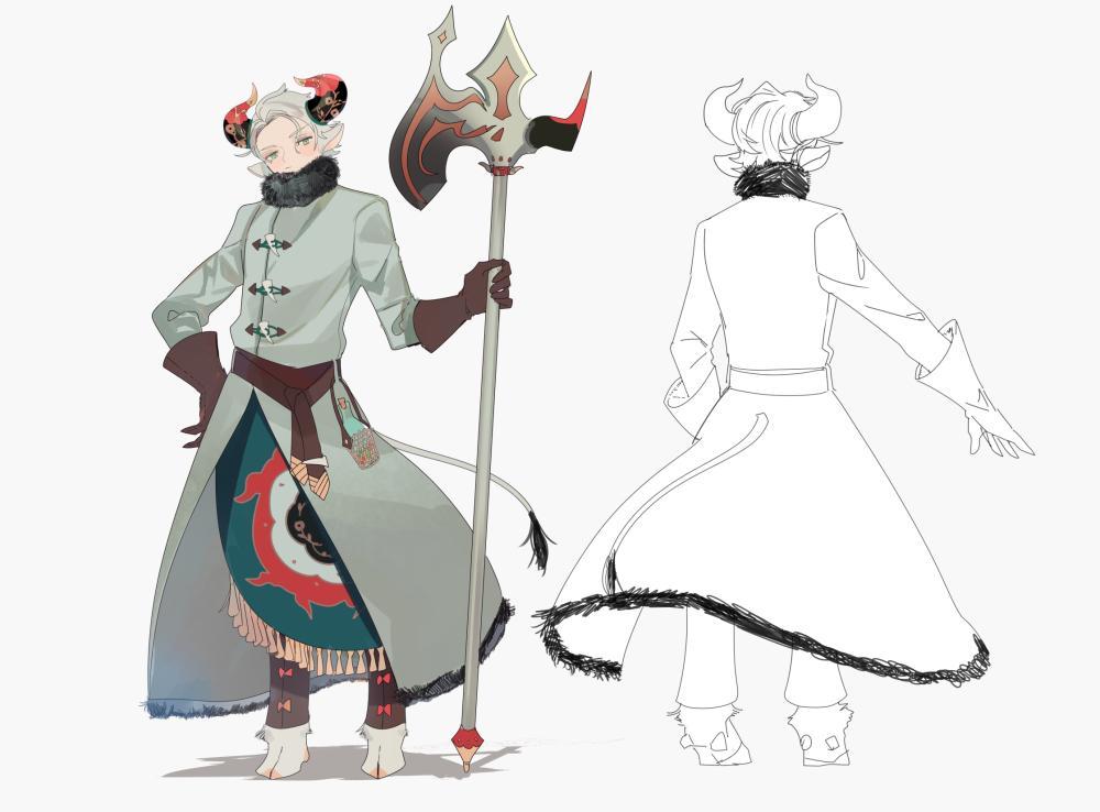イメージ通りのキャラクターお描きします 詳しいイメージがない場合も1からお任せください!