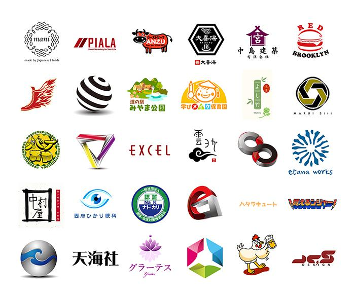 ロゴデザイン + ロゴアニメーションを作ります これから企業される方、お店を宣伝したい方にお勧めのセット