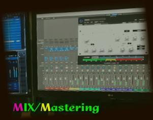 ミックス・マスタリング承ります もやっとしがちなパラ音源MIXをすっきりスマートに!