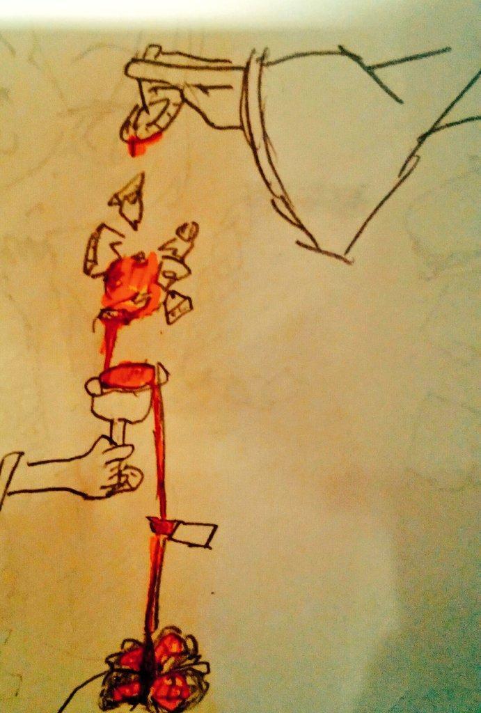 お絵描きします もらった人が満足出来るように努力してイラストを描きます!!