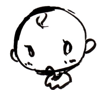 可愛い似顔絵(アナログ)描きます