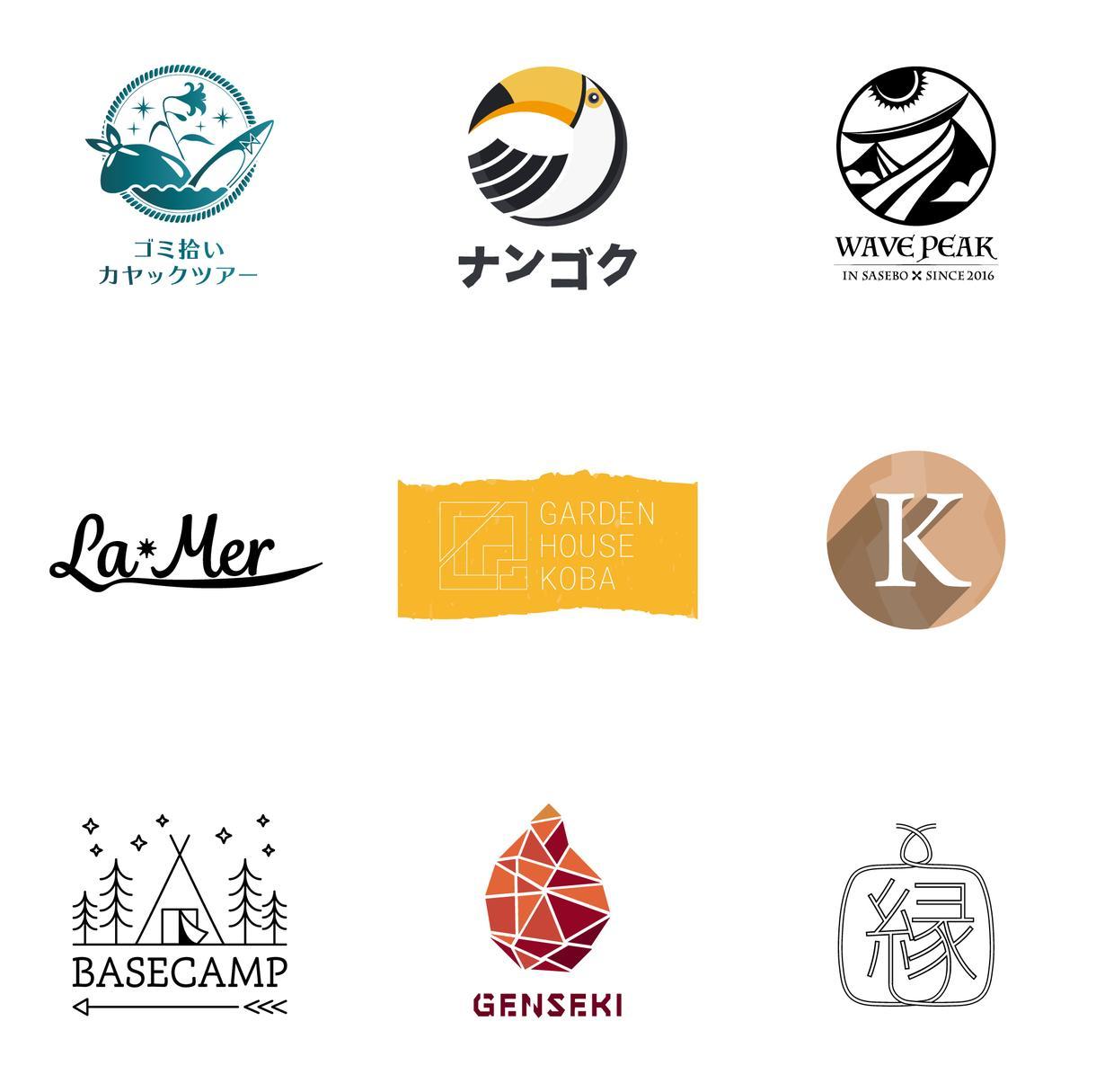 キャンセル・修正可 - 洗練した美しいロゴ作ります ロゴに込める思いを聞かせてください。それをカタチにします。