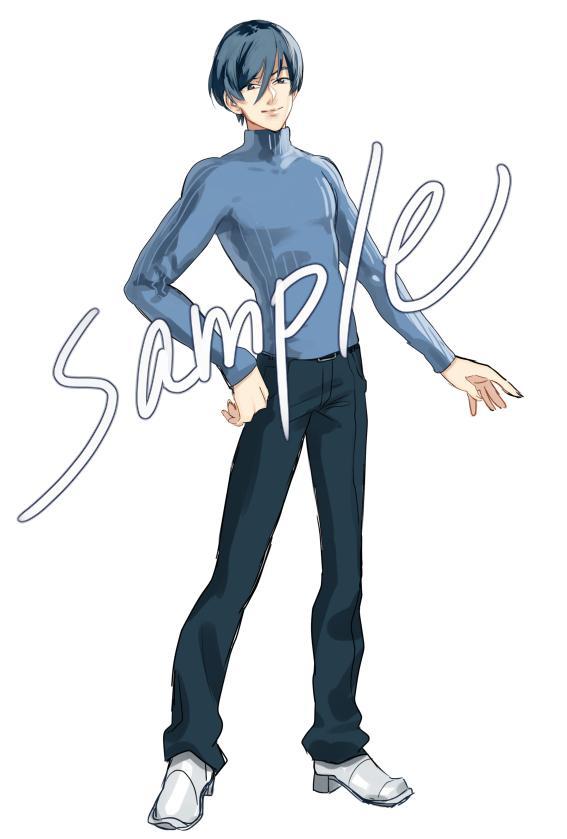 【同人誌の表紙に!】キャラクターイラスト制作【¥500~】