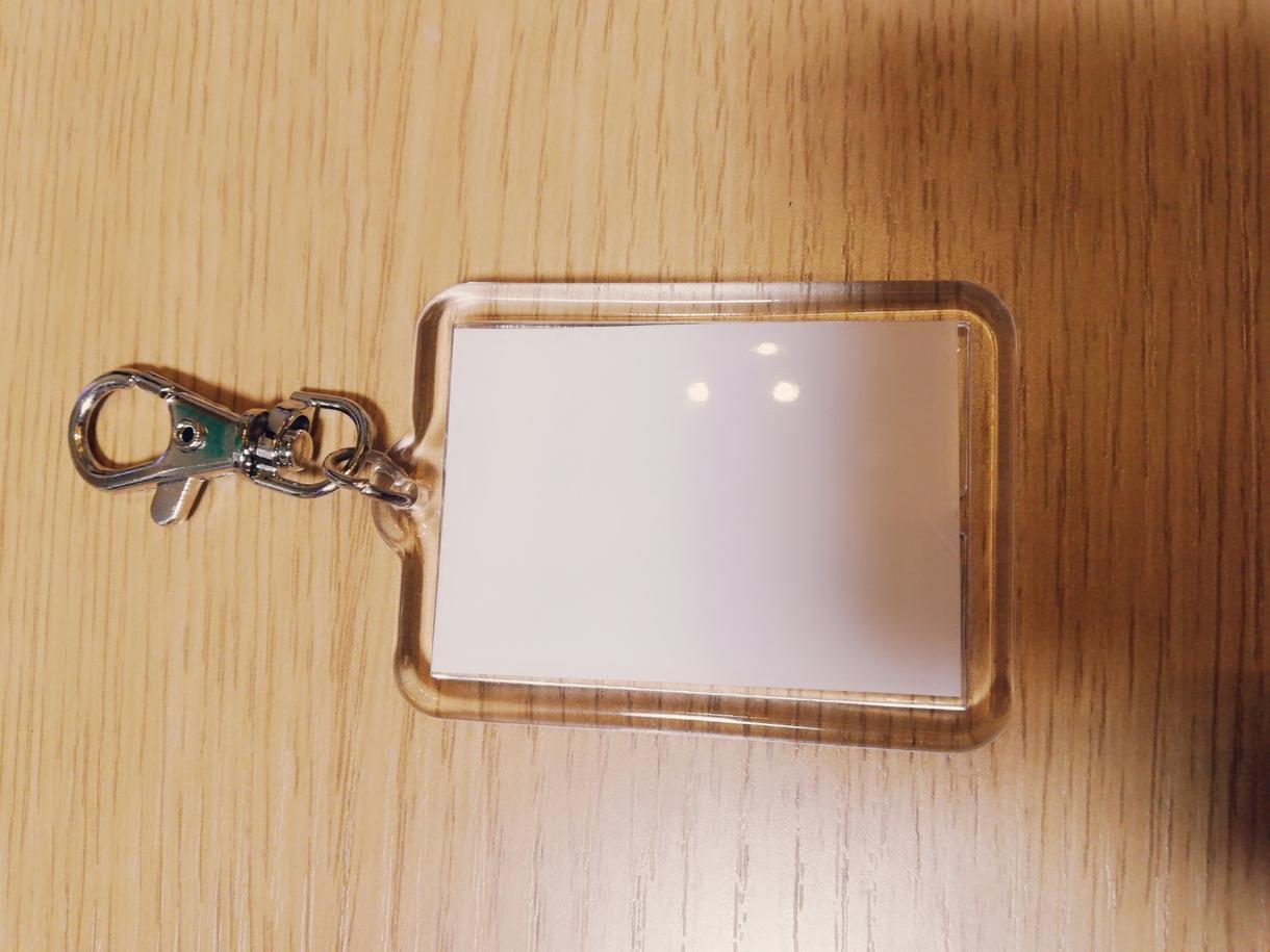 オリジナルキーホルダー作ります お好きな写真をキーホルダーにしませんか?