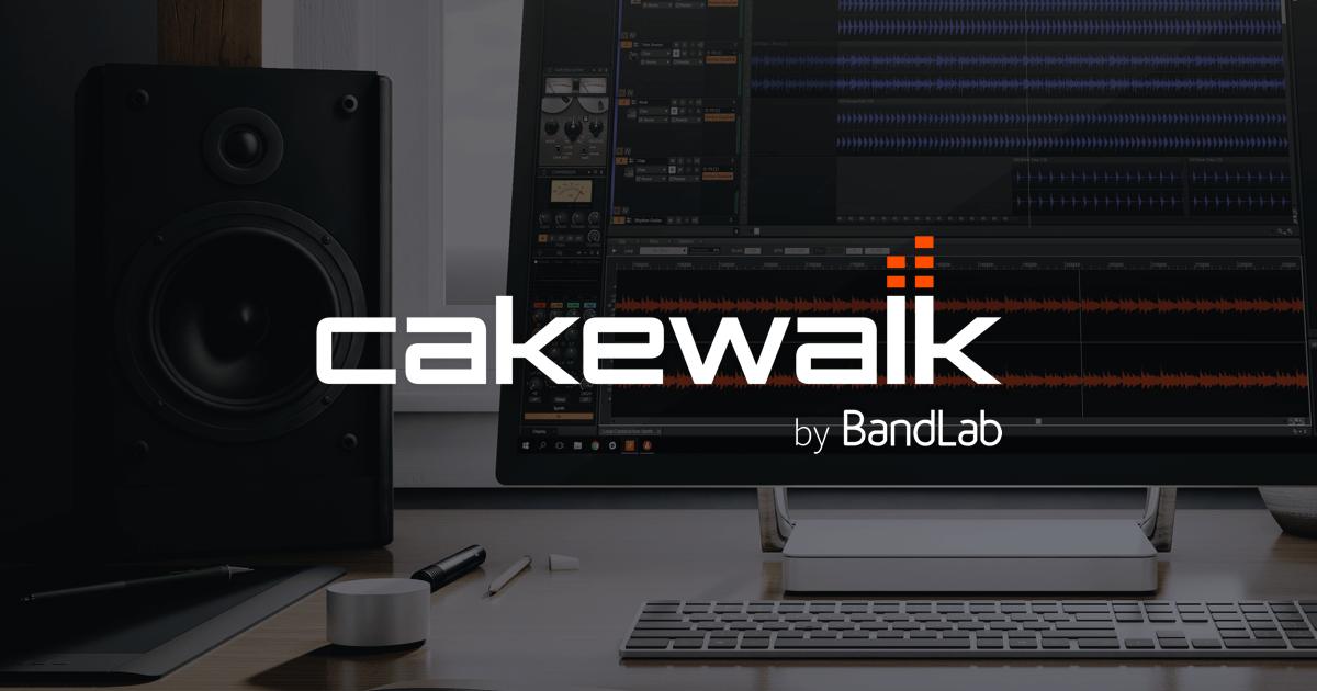 CakewalkbyBandlab教えます 某女性アイドルグループなどの楽曲制作に携わった私が教えます! イメージ1