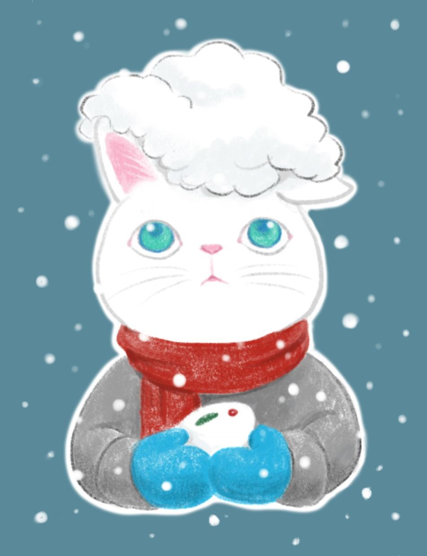 ペットちゃんを物語の主人公に変身させます あなたの可愛いペットちゃんをイラストに!