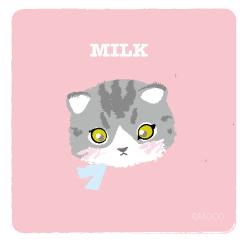 ペットの可愛いキャラクター風イラストを描きます ☆♡☆♡☆にゃんこメーカー☆♡☆♡