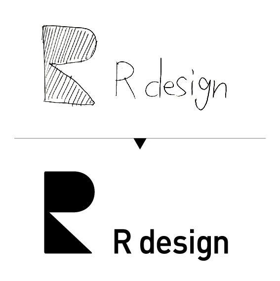 あなたが描いたスケッチからロゴ作ります 手書きスケッチからデザインをデータ化します!