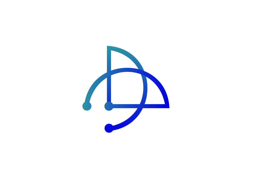 シンプルでスタイリッシュなロゴを提供致します 起業・開業などオリジナルロゴが必要な方へ