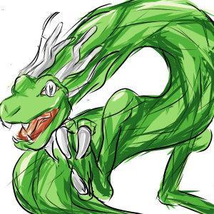 龍、竜のデザイン描きます RPGやカードゲームのデザインなどに