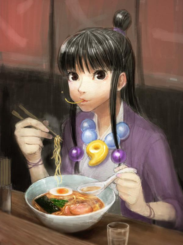 おいしそうな食べ物のイラストお描きします 【商用可】レシピ・メニューの挿絵やご自分のイラストの一部にも