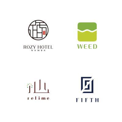 個人の方向けに、良質なロゴを制作します シンプルでクオリティの高いロゴならお任せ下さい。