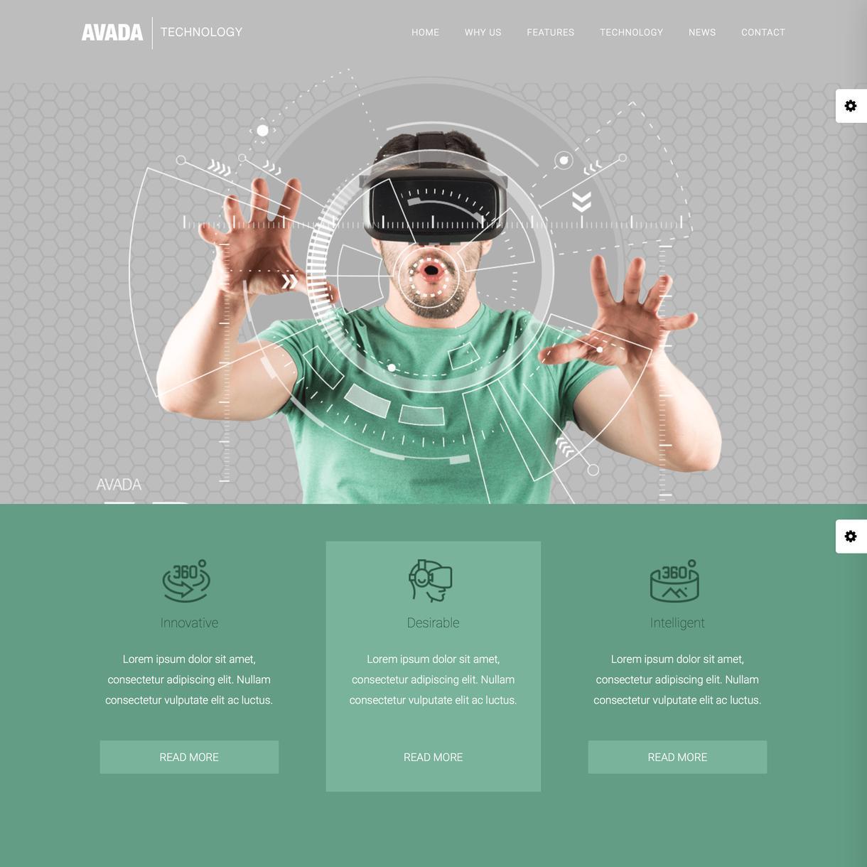 クリエイティブなホームページをWordPressで制作します!