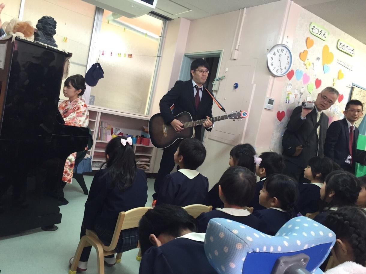 卒園式・クラスソング・幼児曲の作詞作曲します 現役の主幹保育教諭として、自園の卒園式の歌等を作ってます!