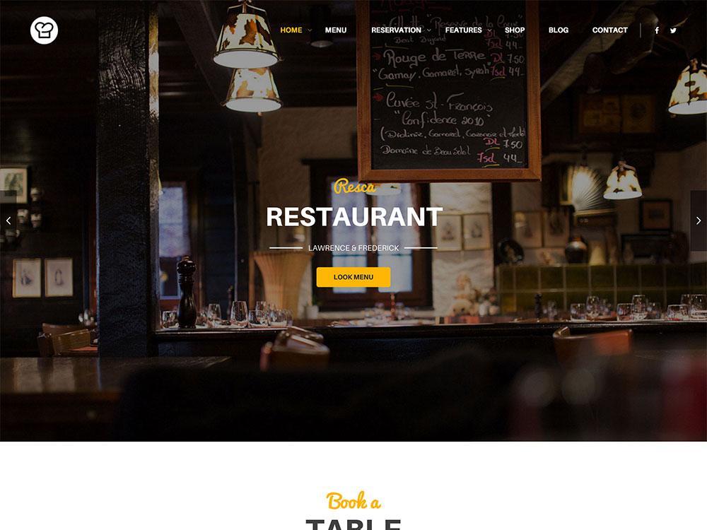 (スマホ対応)飲食店向けハイクオリティなホームページ作成!!公開後ご自身で更新可能!【SEO対策も】
