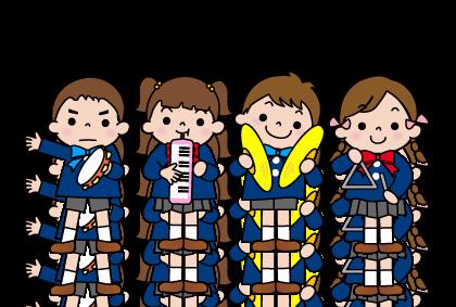子ども向けの楽譜作ります 幼稚園、小学校の音楽会などの発表用の曲でお困りの方へ イメージ1