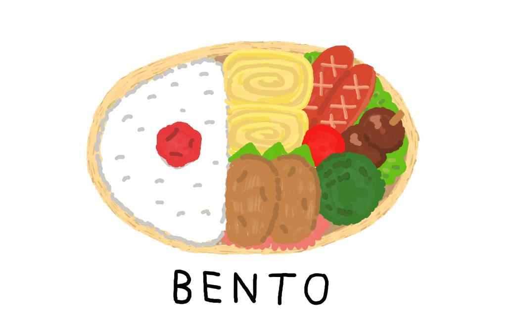 食べ物のイラスト描きます お店のチラシやメニュー、パンフレットにいかがですか?