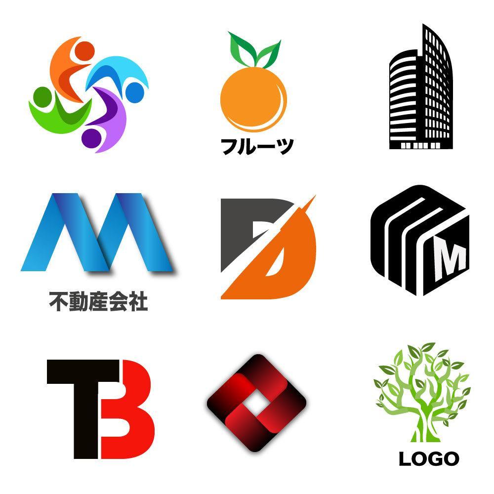 Ai 無償!素敵なロゴ4提案をデザイン致します Ai 無償!著作権無料譲渡!ビジネス用ロゴを制作致します!