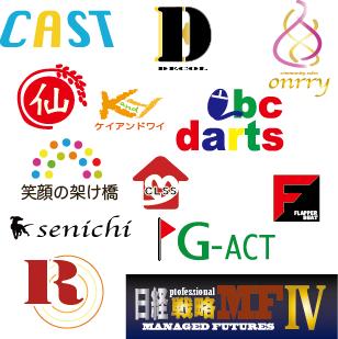 デザイン勉強中!!あなたが欲しいロゴ作成します!