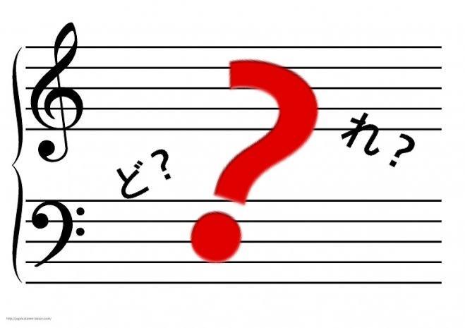 音符読み、承ります 音が読めない…そんな方のために現役ピアノ講師が承ります。 イメージ1