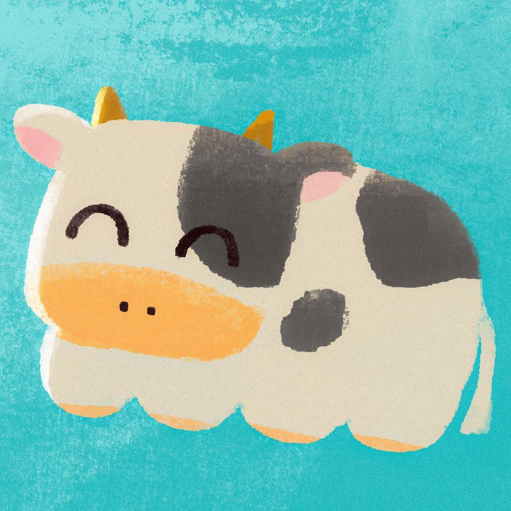 可愛いアニマルアイコン作ります 気持ちが和むようなちょっぴりユルいキャラクター描きます! イメージ1