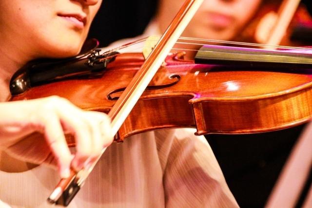 ご希望の音源に生バイオリンをのせます オリジナル曲、コンペ曲などにバイオリンの音をいれたい方