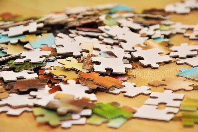 ジグソーパズルのナンバリングを行います パズルを組み立てるのは苦手…でも自分でやりたい!という方向け イメージ1