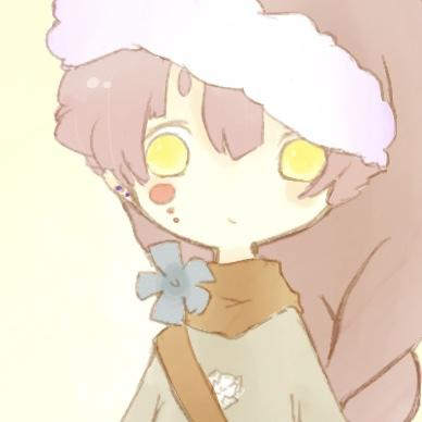 ほんわりダークなアイコン描きます 不思議な雰囲気の少年少女が得意です。