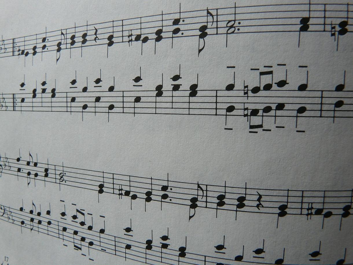 楽譜のドレミ(階名)を書きます 楽譜が読めない、時間がかかる。そんな悩みをお助けいたします! イメージ1