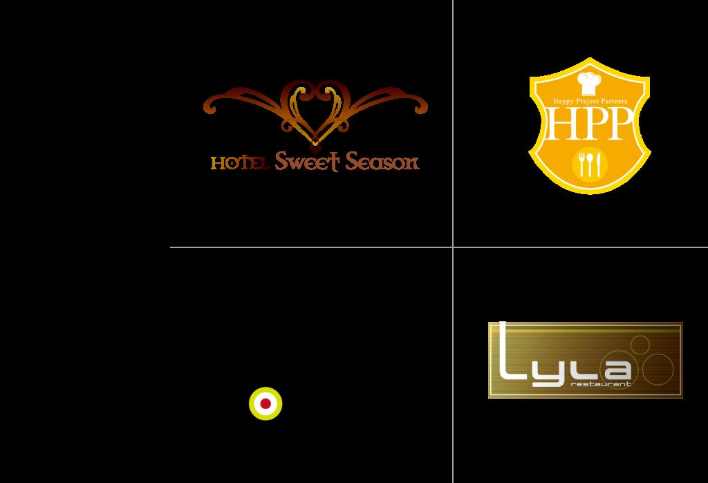 ロゴ作成からのトータルデザインを提案いたします デザイナーとして15年以上の実績。様々なシーンにて活動中。