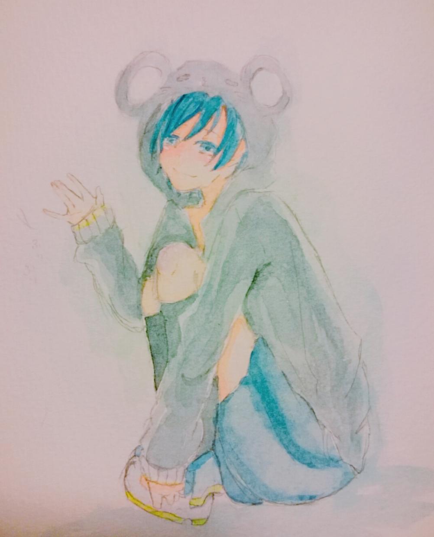【水彩画】要望に合わせてイラスト描きます!【購入前TwitterDM必須】