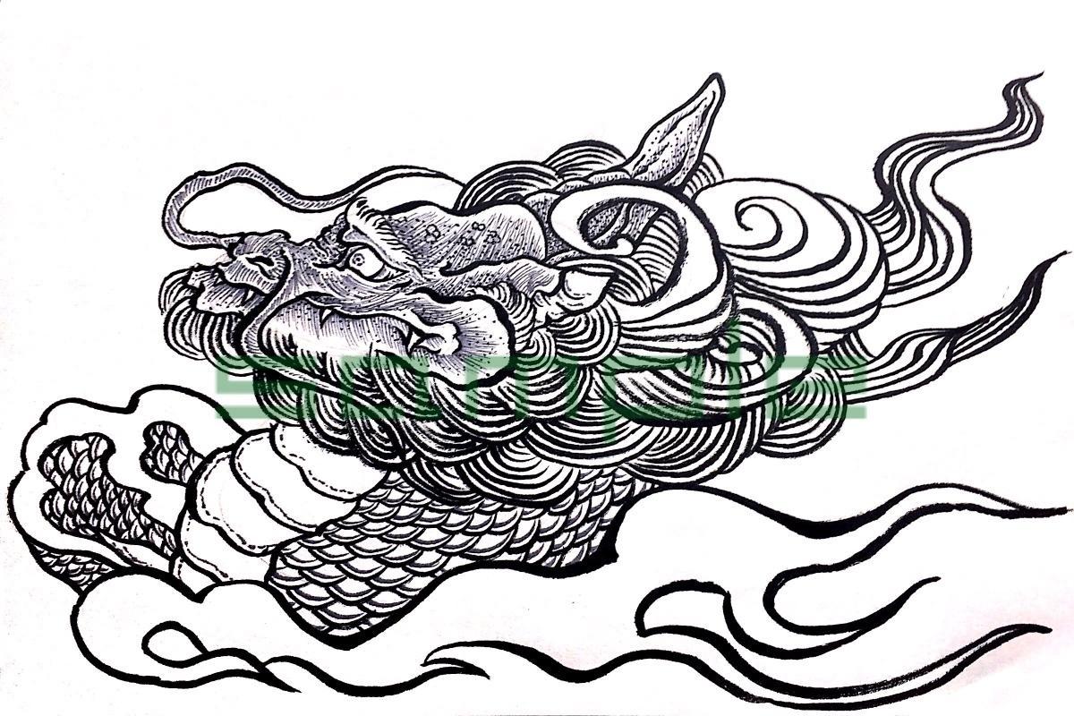 和風のイラスト描きます インパクトのあるイラストが欲しいあなたへ