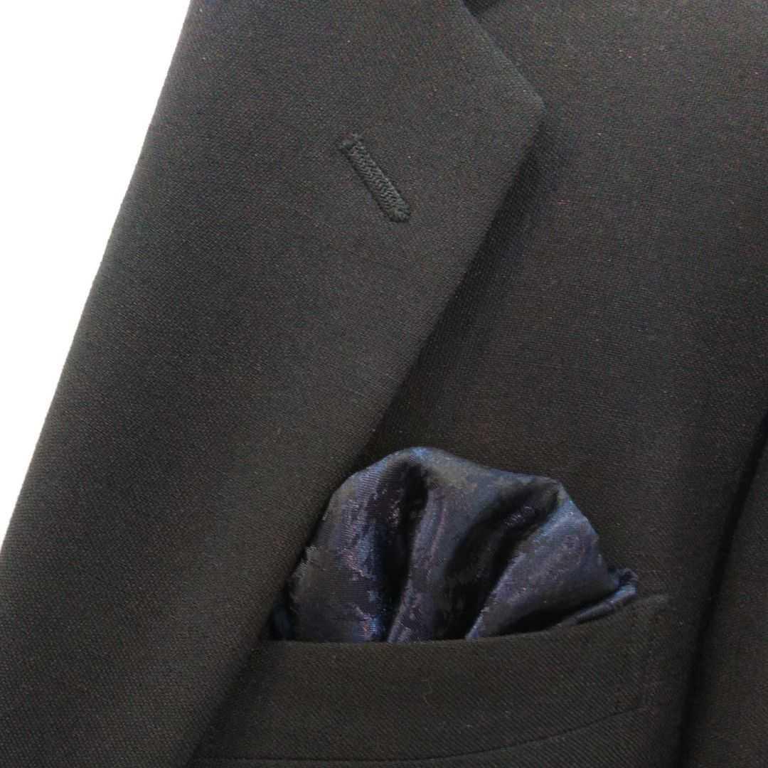 スーツポケットチーフ作ります スーツ用ポケットチーフ作ります