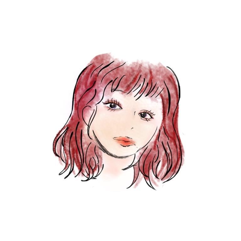 あなたの似顔絵を女子大学生が描きます あなたの特徴を全力で掴み全力でお絵描きします!