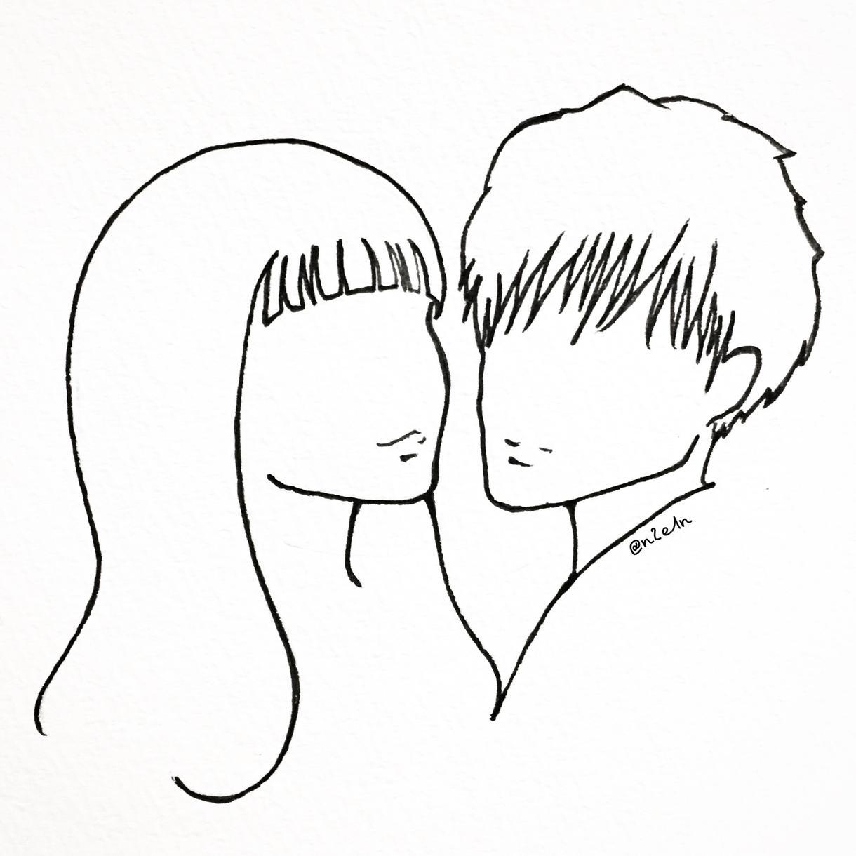 シンプルな似顔絵や風景画など何でも描きます 友達へのプレゼントに絵で感動を届けたい方へ