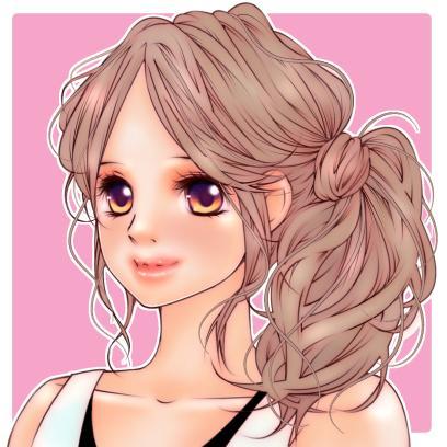 年内で閉鎖予定。お洒落で可愛いイラスト描きます 女性受けするようなオシャレ綺麗可愛い女の子です