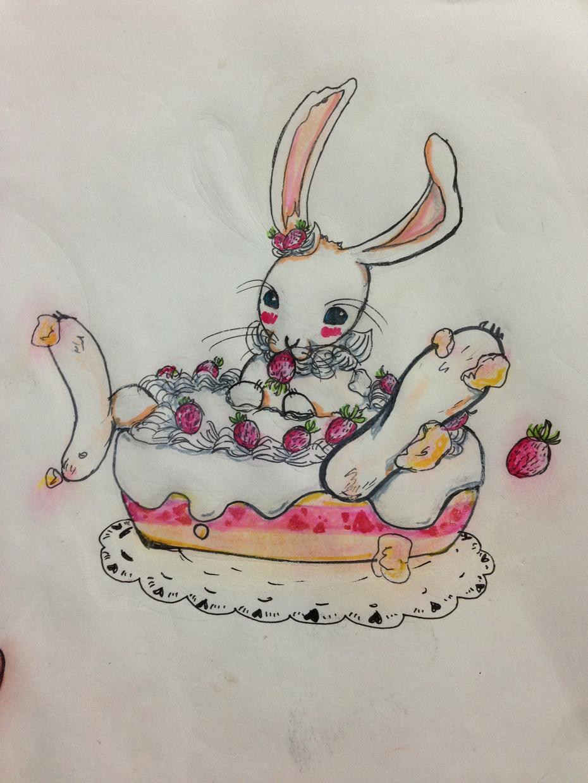 ペットの可愛い変身イラスト・似顔絵を描きます ワンちゃんや猫ちゃんをフルーツや他の動物に大変身!SNS等に