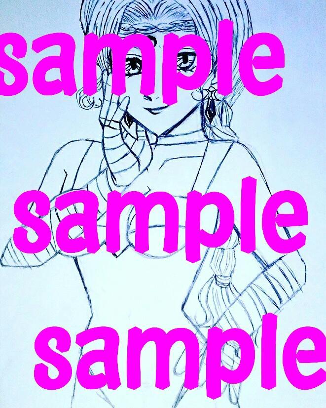 セーラームーン【イラストのデータ販売】を売ります セーラームーンのファンの方にオススメです♪(﹡ˆ﹀ˆ﹡)