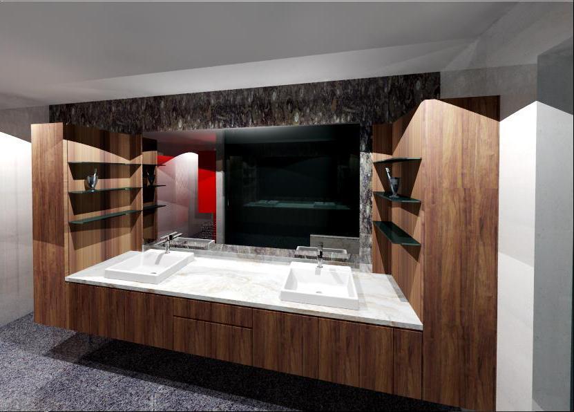 店舗・住宅内外装・家具のCGパース化致します 住宅・店舗・家具のイメージを施工する前に理解したい。