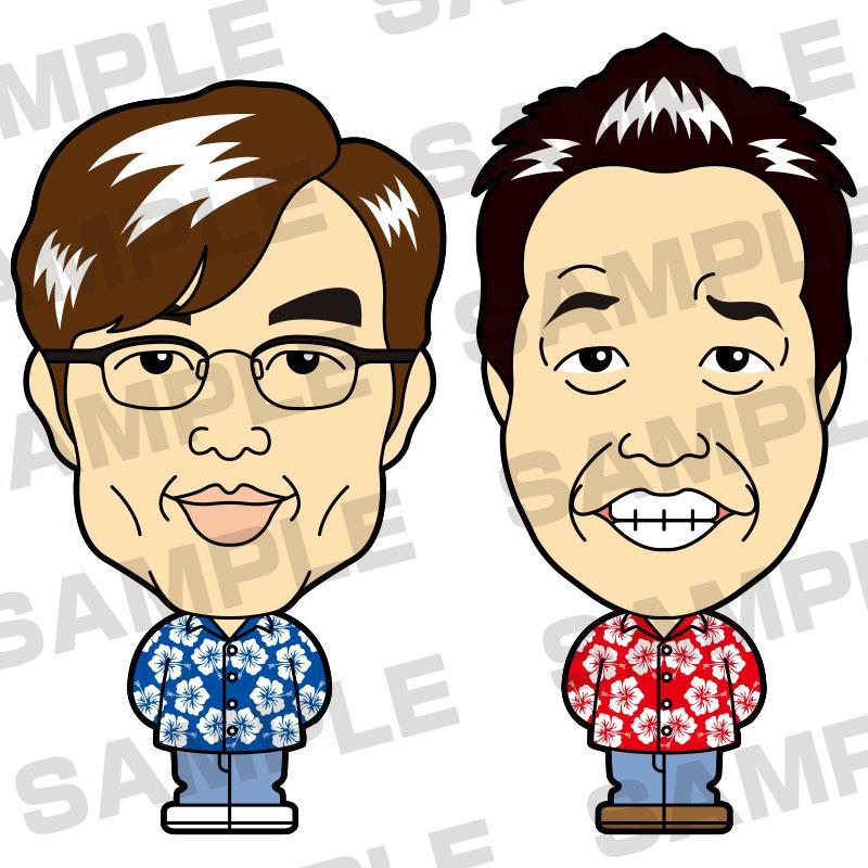 あなたの似顔絵描きます 2頭身の可愛い似顔絵はいかがですか?