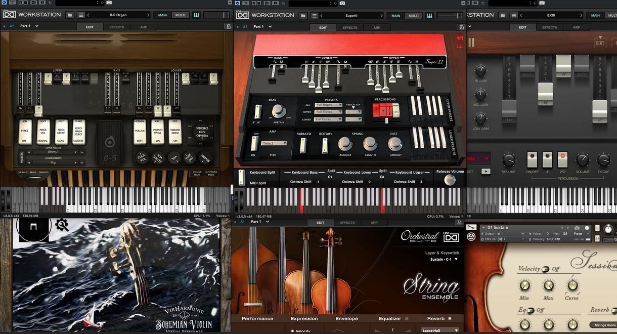 プロのアレンジャー、プレイヤーが楽曲アレンジします 楽曲アレンジ、SE・BGM、オリジナルカラオケ等制作致します イメージ1