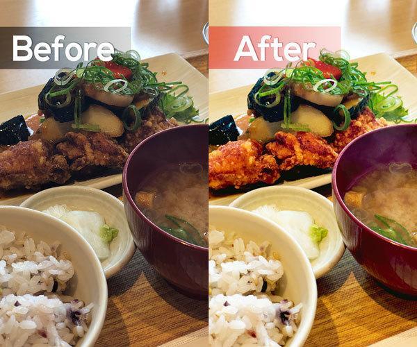 来店&注文数UP!料理写真を美味しそうに修正します 飲食店の皆さまへ、料理写真をおいしそうに変身させましょう!