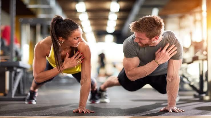 オンラインでトレーニングを教えます ダイエットから体の強化まで相談乗ります。 イメージ1