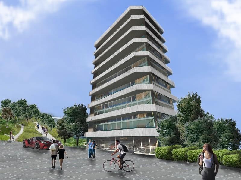 高品質な建築CGパース作成致します 【迅速対応】安く品質の良いパースを提供します。