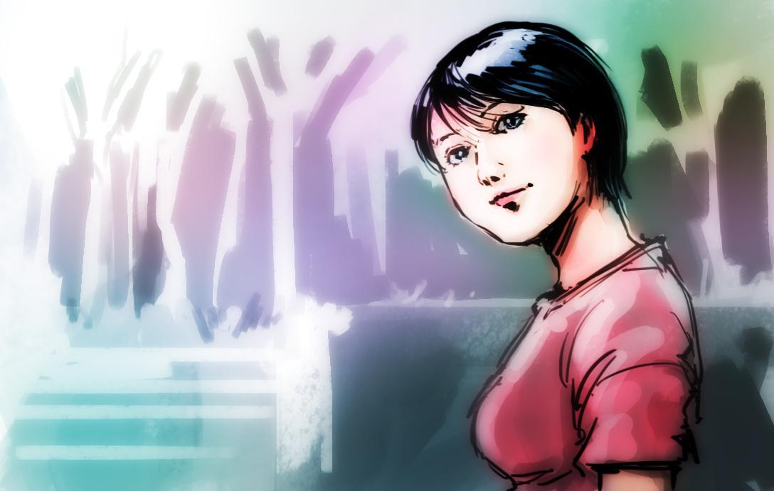 絵コンテの挿絵描きます CM等映像作品の絵コンテ制作のお手伝いします! イメージ1