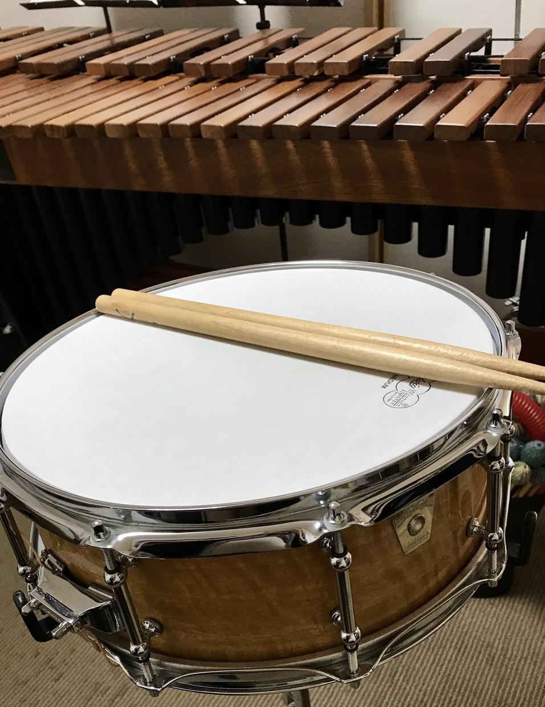 小太鼓の基礎練習をレッスンします 初心者の方〜丁寧に指導いたします