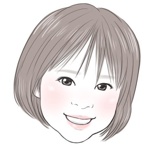 おしゃれなパステル似顔絵をお描きします アイコンや記念のプレゼントなどにどうぞ!【期間限定価格】