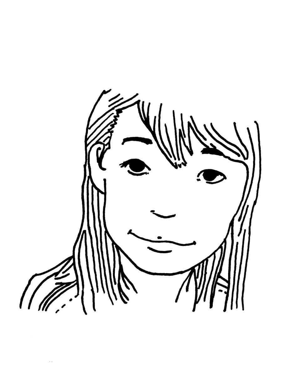 似顔絵を描きます 自分なりの絵柄で似顔絵を描かせて頂きます!
